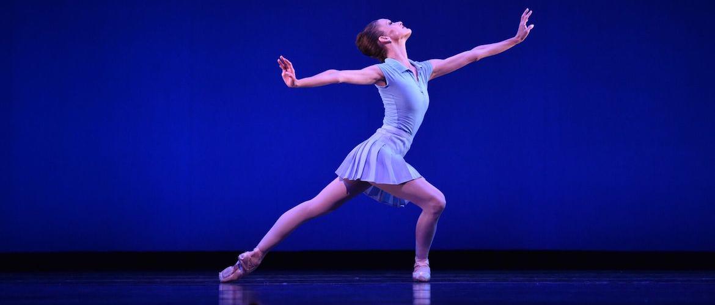 """Allynne Noelle in Tom Gold's """"Served"""" for Tom Gold Dance."""