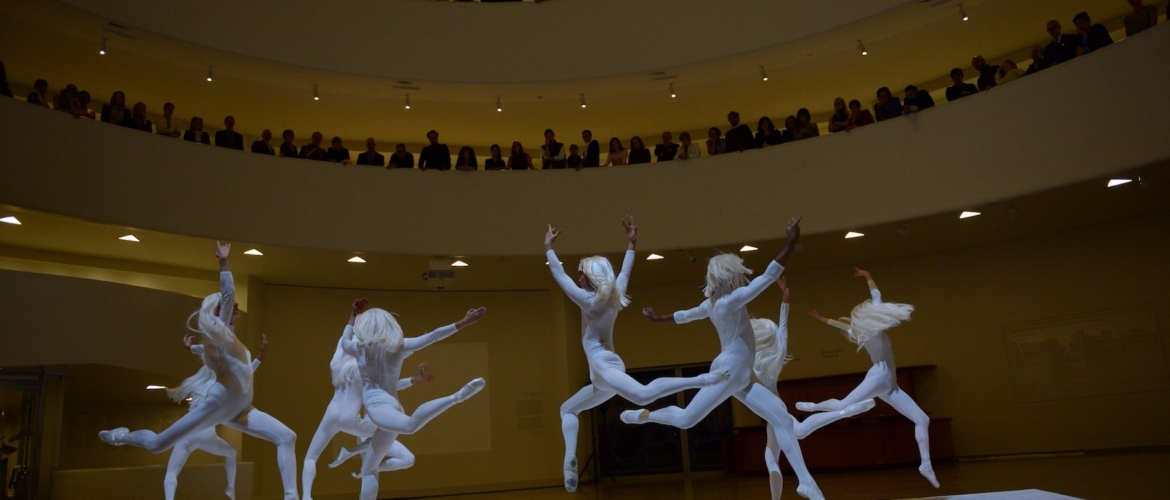 Tom Gold Dance, a New York City based classical dance company founded by former New York City Ballet soloist Tom Gold.